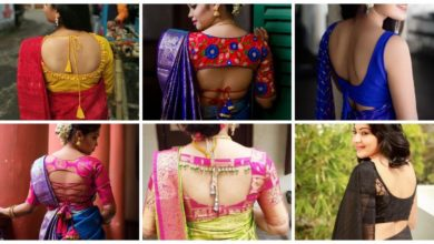 Photo of Latest & Trendy Blouse Designs For Silk Saree