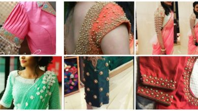 Photo of Latest Saree Blouse Back Designs with Images