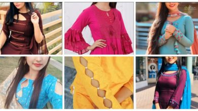 Photo of Latest Simple Kurti Neck Designs For Women