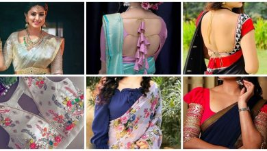 Photo of These Party Wear Blouses Can Make Your Sarees Look Ultra Beautiful!