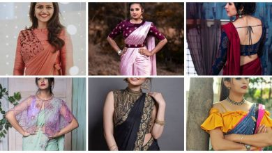 Photo of Designer Blouse Front Neck Designs To Style Your Sarees