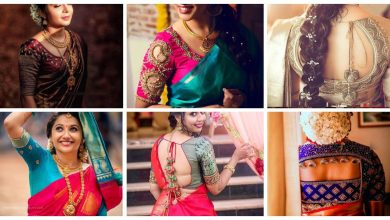 Photo of Here is How You Can Look Regal on Simple Sarees!