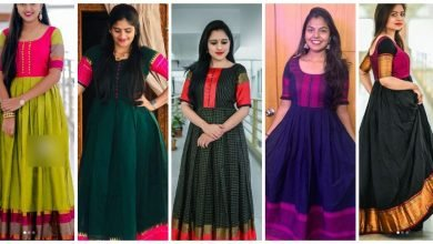 Photo of Cotton Saree Blouse Designs For Stylish and Trendy Look